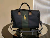 black and brown Ralph Lauren leather tote bag Redwood City, 94063