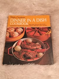 Betty Crocker's Dinner in a Dish cookbook Toronto, M2M 4J1