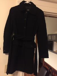 Black Women's Guess Peacoat Somerville, 02143