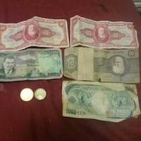 Money From Brazil, Jamaica And Japan.  Ontario, M1B 3G7