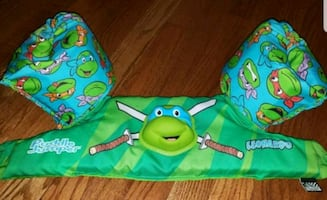 TMNT Puddle Jumper