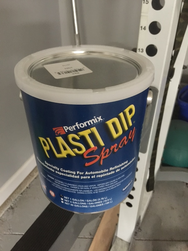 Black and OD Green Performix Plasti Dip Spray per gallon (4 of each  available)
