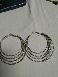 two silver-colored bracelets Abbotsford, V2T 3M2
