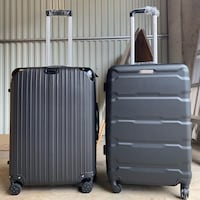 Black Hardcover Luggage Suitcases  Toronto, M2K