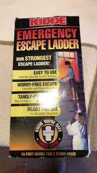 escape ladder Raleigh, 27614