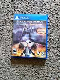 Saints Row SR IV Re Elected & Gat Out Of Hell