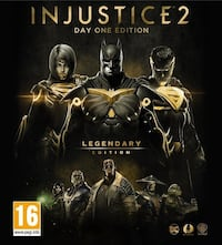 Injustice 2 Tozkoparan