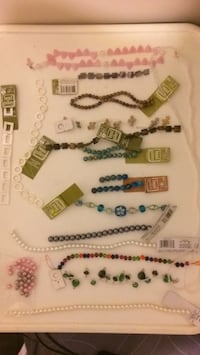 Assorted beads for jewelry crafts  London, N6C 5A5