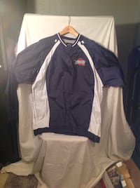 OFFICIAL ZIPPER FEILD JACKET TWO IN ONE ALSO A VEST ZIP OFF SLEEVES  Bedford, 44146