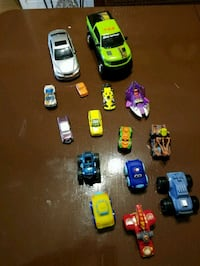 15 pcs toy cars great buy Stockton, 95203
