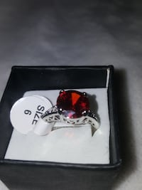 Size 6 brand new ring  Brant, N3L 1P8