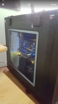 Water cooled gaming pc! Stockton, 95215