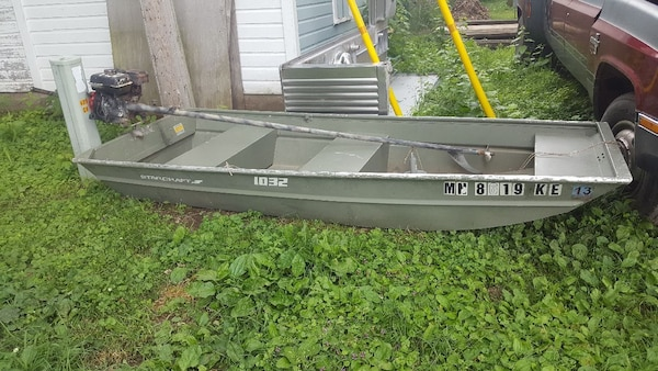 Mud Boats For Sale >> Used 10ft Jon Boat For Sale In Braham Letgo