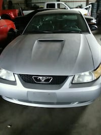 Ford - Mustang - 1999 653 mi