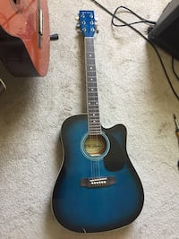 RW Jameson Electric acoustic guitar  Worcester, 01604