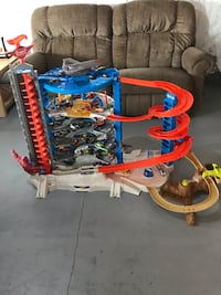 Ultimate Hot Wheels Garage Orangeville