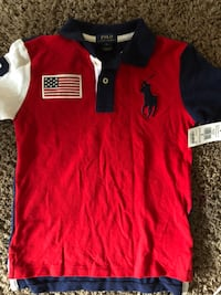 Toddler polo shirt Capitol Heights, 20743