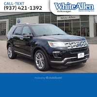 2018 Ford Explorer Limited Dayton, 45449