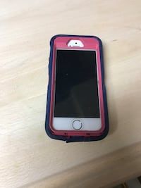 IPhone 5s With Hard Case + Kickstand Parker, 32404