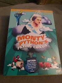 Monthy Python Flying Circus Season 3 New Sealed $20 Whitchurch-Stouffville, L4A 0J5