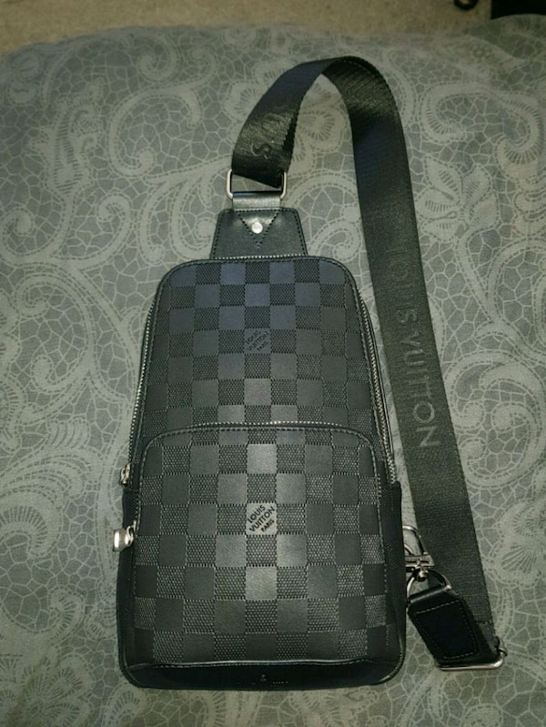 58dc18aa7e5f Used Louis Vuitton Sling Bag Damier Infini Leath for sale in Bradford -  letgo