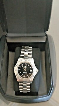 Tag Heuer WK1110 Proffesional Men's Diver's Watch Frederick, 21701