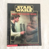STAR WARS- A NEW HOPE PULL-OUT POSTER BOOK