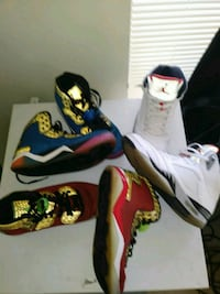 Size 12 & 13 Jordan's Little Rock, 72204