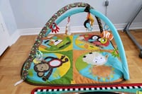 Baby gym excellent condition Vaughan, L4K 4X5