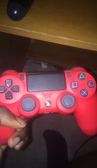 Red and black sony ps4 controller Brampton, L6V 3T9