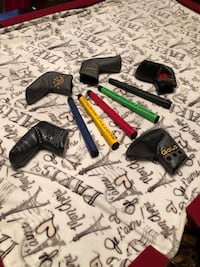 Putter Grips and Covers
