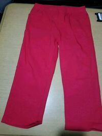 women's red pants Singapore