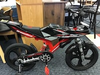 New Kids Dirt Bike w/ Training Wheels Virginia Beach, 23462