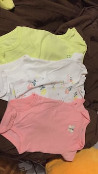 toddler's three assorted clothes Toronto, M3M 2H2