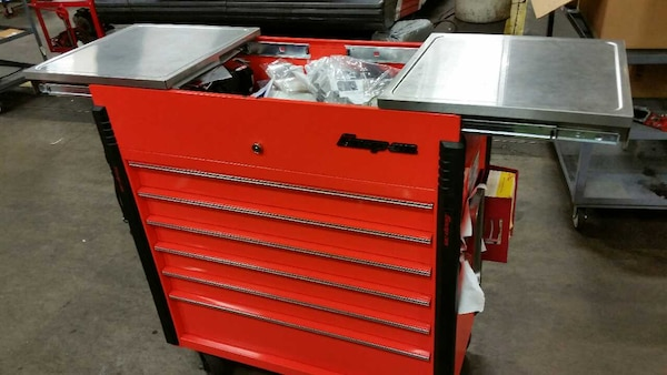 used snap-on rolling tool cart for sale in philadelphia - letgo
