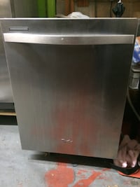 Whirpool Gold Series Dishwasher Burke