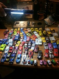 Hot wheels collection  New Westminster