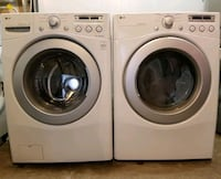 Lg washer and dryer Pickering, L1V 6P5