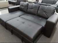 Brand new sleeper sectional, sectionals with pullout bed.  Silver Spring, 20902