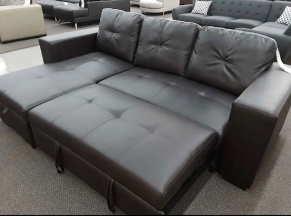Brand new sleeper sectional, sectionals with pullout bed.  52c3cc93-5f41-4773-9968-906d185b8d47