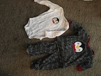 6-12mos Penguin Jammies Vancouver, V5N 1S8