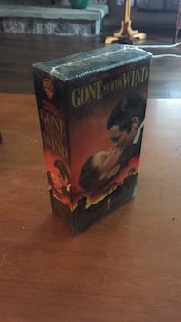 Gone with the wind vhs Mississippi Mills, K0A