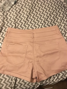 Charolette russe high waisted shorts
