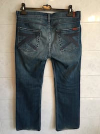 7Seven for all Mankind Mens Jeans Size 33 Toronto, M6M 2R6