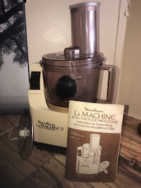 Vintage Food Processor Works Great!! La Vergne, 37086