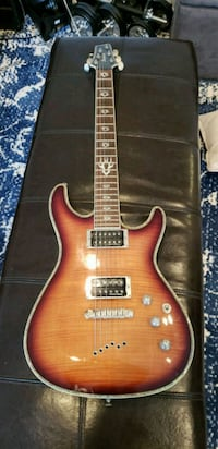 Ibanez Electric Guitar with Duncan pickups Asbury Park, 07712