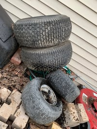 Murray deck and tires