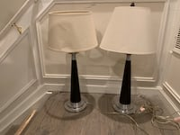 2 Table Lamps  Oxon Hill, 20745