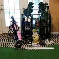 Golf clubs and accessories for the entire family. Upper Marlboro, 20772