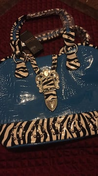 Yesir blue purse South Bend, 46615
